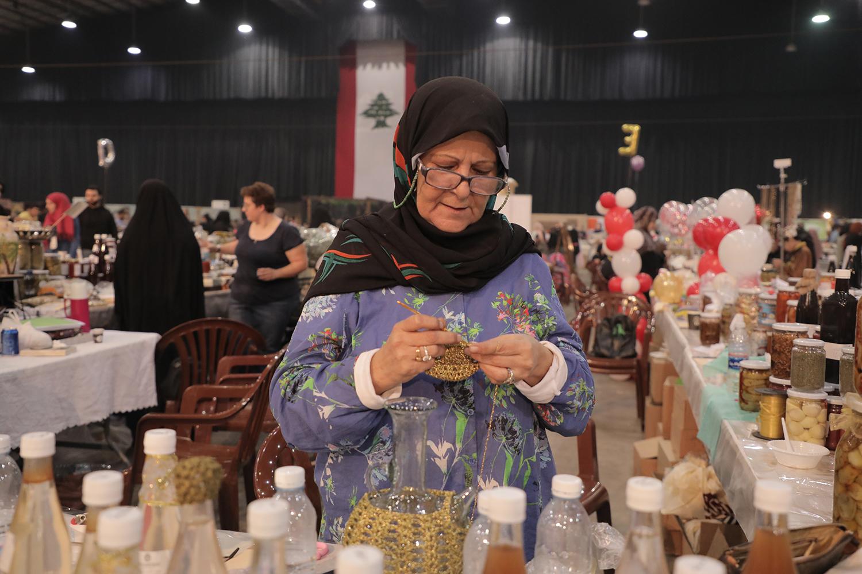سوق أرضي 2019 مونة بلدية  وحرف